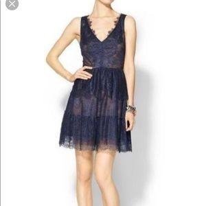 BCBG Max Azria Willa Lace Dress Sz4